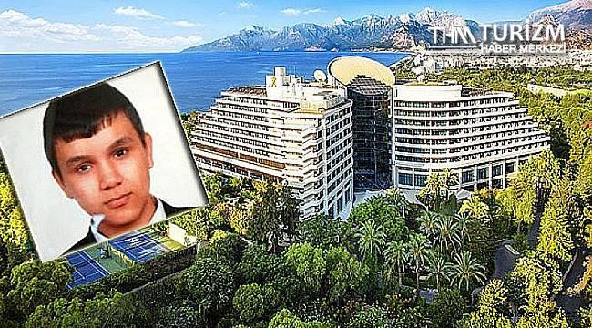 Rixos Otel'deki şüpheli ölümde flaş gelişme!