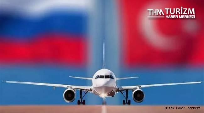 Rus Dışişleri Bakanlığı'ndan flaş Türkiye uçuşları açıklaması