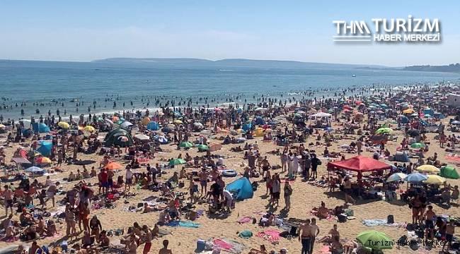 Rus turizmciler isyanda! Denize girilecek yer kalmadı, uçuşlara acilen izin verin