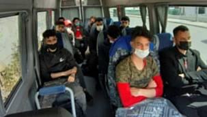 Seyahat acentası ile insan kaçakçılığında 32 gözaltı!