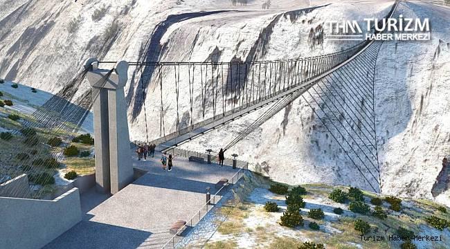 Sırat on Fırat projesinde hedef 1 milyon turist