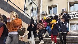 Turist rehberi olma vaadiyle Türkiye'ye getirdiler, otellerde fuhuş yaptırdılar!