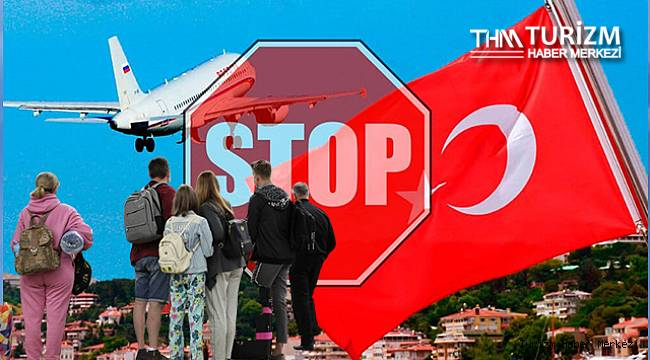 Turizm sektörü için ağır darbe! Turizmciler de turistler de ortada kaldı