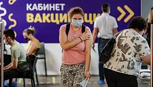 Türkiye'ye akın akın turist gönderen Rusya koronavirüstekabusu yaşıyor!