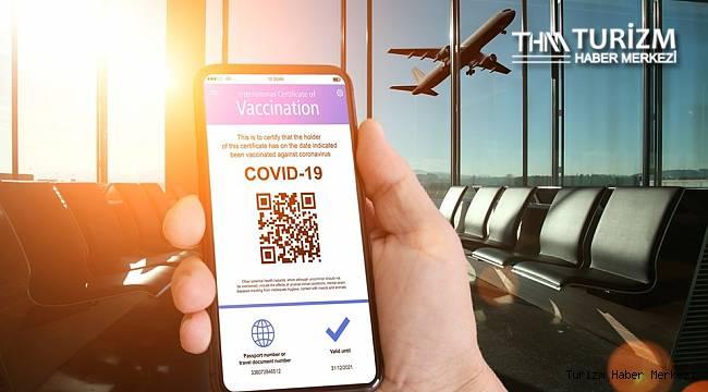 Türkiye'ye PCR testi olmadan seyahat için Covid-19 sertifikası anlaşması imzalayacaklar