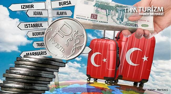 Rus turiste Türkiye'de bir hafta ultra her şey dahil tatil sudan biraz pahalı!