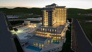Afyonkarahisar'daki 5 yıldızlı termal otel icradan satışa çıktı!