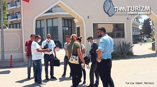 Anex Tour'un sahibi olduğu ATG Hotels, otellere çöktü! Neşet Koçkar'dan tehditler