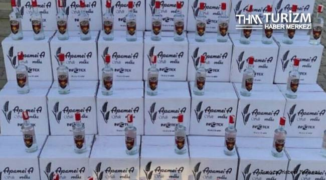 Antalya'daki otelin deposuna kaçak içki baskını! Tam bin 800 litre