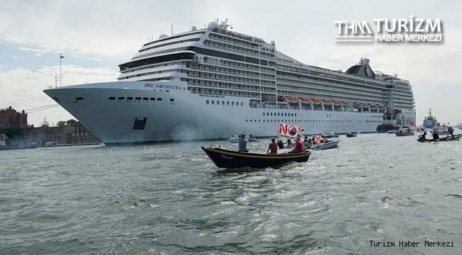 Dev yolcu gemilerinin girişini yasakladılar!