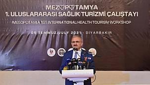 Diyarbakır'dan sağlık turizmi atağı
