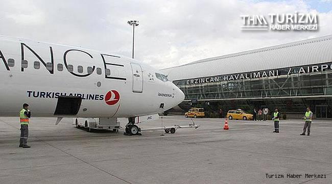 Erzincan Havalimanı'nın ismi değişti