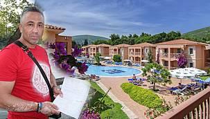 Gurbetçi aileye Antalya'daki otelde şok!