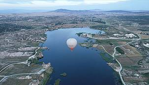 İkinci Kapadokya için önemli adım! Test uçuşları başladı