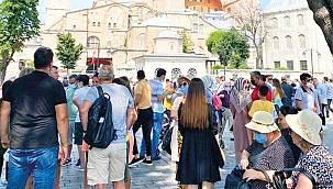 İstanbul otelcilerini sevindiren turist hareketliliği