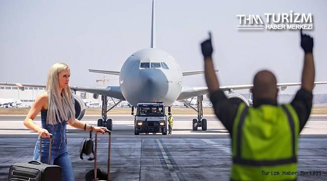 Rus turist için Türkiye'ye alternatif pazara uçuşlar başlıyor