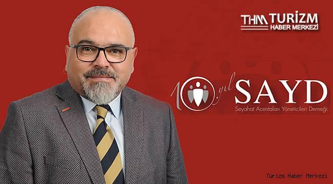 SAYD'ın yeni başkanı Mehmet Gem oldu! Hedef tüm Türkiye'de büyümek