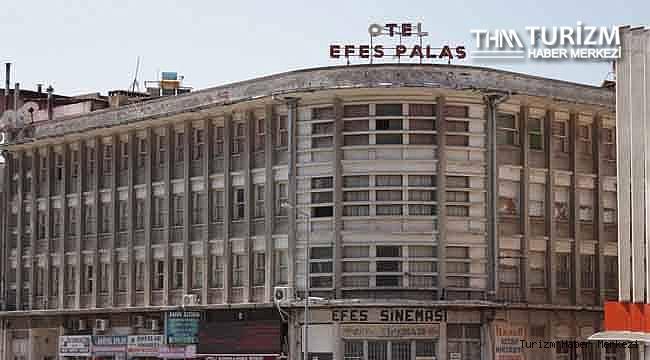 Tarihi otel ve sinema binası turizme kazandırılacak