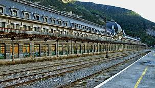 Tarihi tren istasyonu 5 yıldızlı otel olacak