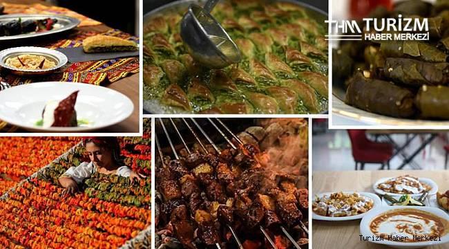 Türkiye'nin turizm haritası yöresel lezzetlerle güncelleniyor