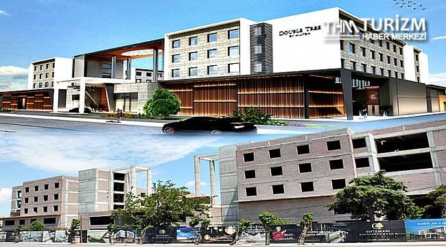 Yapan firma iflas etmiş, yarım kalmıştı! Double Tree by Hilton Çanakkale'nin açılacağı tarih belli oldu