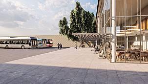 ABB Yöresel Turizm İlçe Otogarı için düğmeye bastı