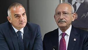 Bakan Ersoy'dan Kılıçdaroğlu'na: ''Siz bunları zaten biliyorsunuz''