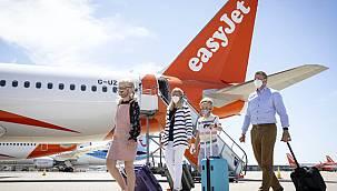 EasyJet, 2022 yılı için en çok rezervasyon aldıkları ülkeyi açıkladı