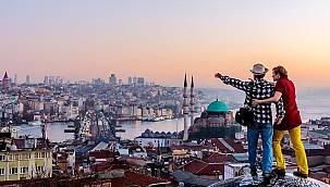 İstanbul'a turist akını! İşte en çok turist gönderen ülkeler