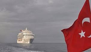 Kruvaziyer turizminde Türkiye'nin umudu 2022'ye kaldı