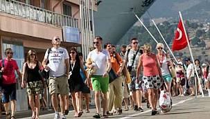 Kültür ve Turizm Bakanlığı Türkiye'ye gelen turist sayısını açıkladı