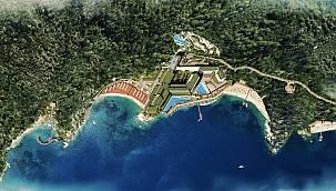 Ormanlık alana bir otel daha! Kızılbük'te 205 odalı otel ve devremülk