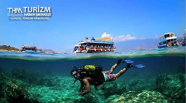 Beklenen turist gelmedi, dalış merkezleri iflasın eşiğinde!
