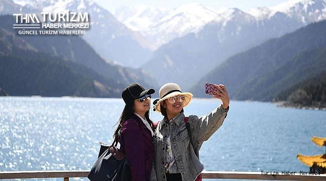 Bölgeyi turizm merkezi haline getirdiler! Hedef 400 milyon turist