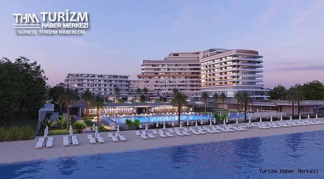 Çeşme'ye 250 milyon TL yatırımla lüks segment otel