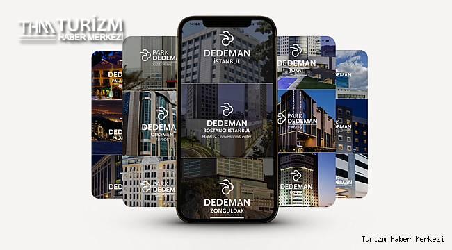 Dedeman Hotels'den dijital atılım