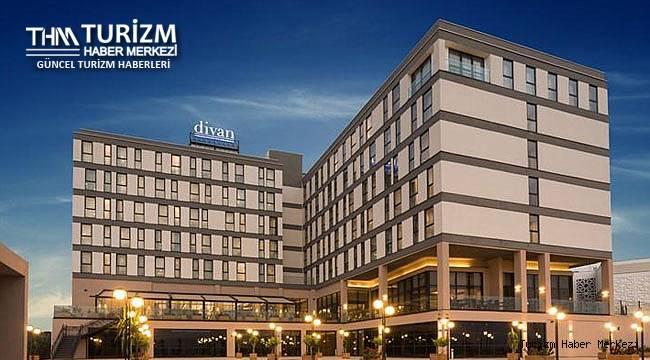 Divan Otel inşaatına belediye engeli!