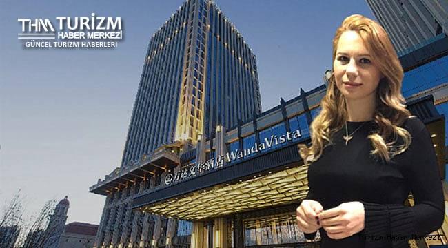 Gökçe Hamdemir'e Wanda Vista İstanbul Otel'de önemli görev