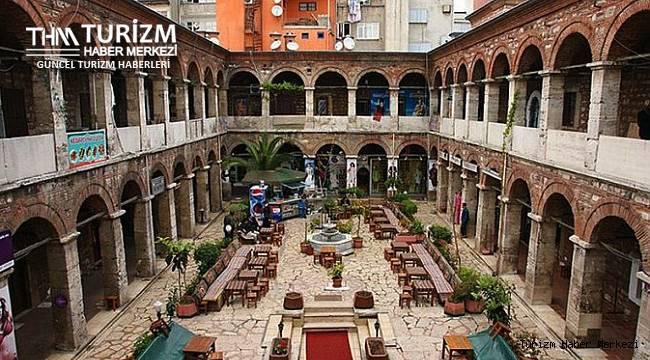 Laleli Taş Han'ı otele dönüştürüyorlar! Konaklama fiyatları İstanbul ortalamasının 3 katı olacak