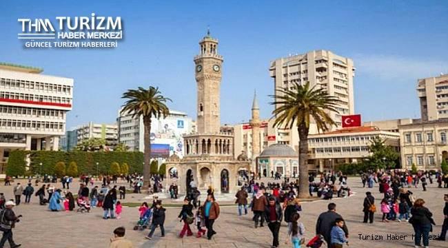 İzmir turizmine yerli turist dopingi!