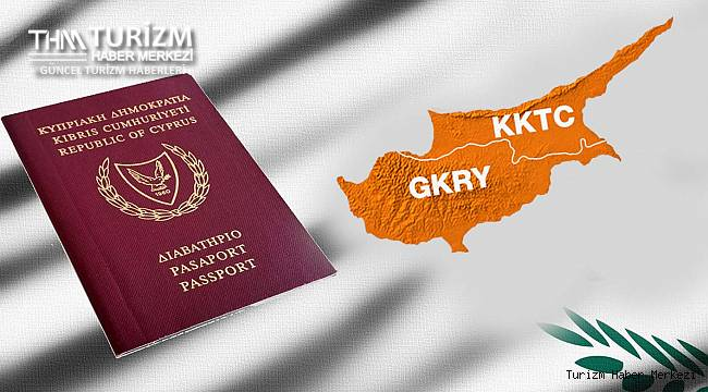 Kıbrıs'ta pasaport krizi!
