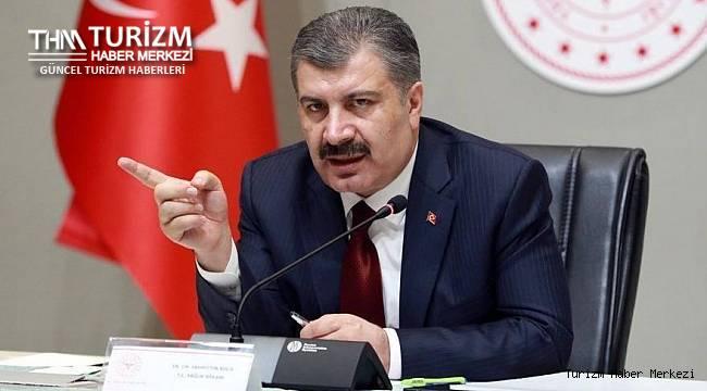 Sağlık Bakanı Koca'dan 'Aşı Kartı' açıklaması