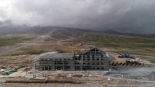Turizm yatırımcısı gözünü Erciyes Kayak Merkezi'ne dikti!