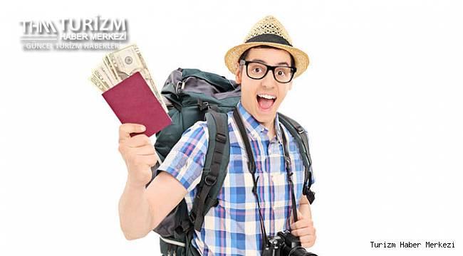 Türkiye'ye gelen turistlerin kişi başı harcamaları arttı!