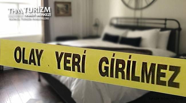 5 yıldızlı otelin çalışanı otele ait lojmanda ölü bulundu!