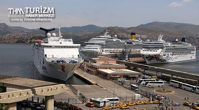 Türkiye'de 2022 yılında kruvaziyer turizmi patlaması yaşanacak