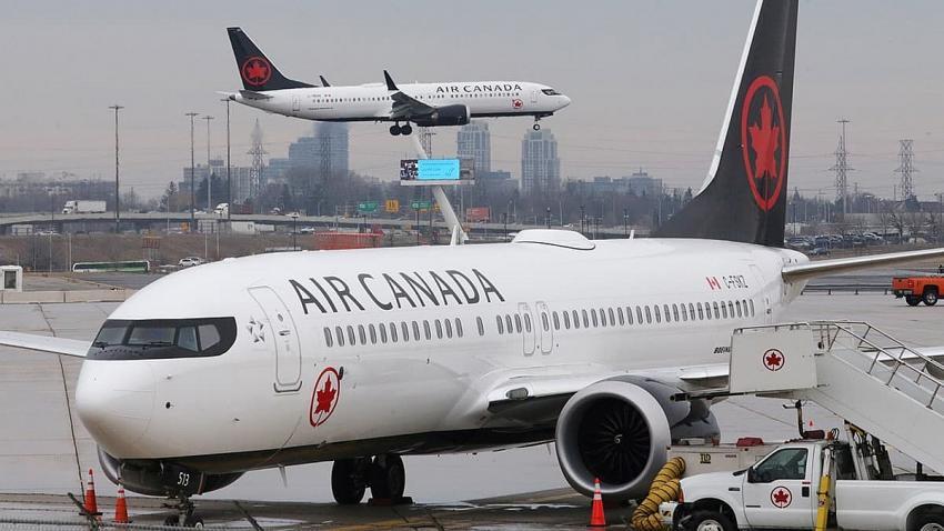Air Canada 100 turizm destinasyonuna uçmaya hazırlanıyor