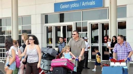 Antalya'nın kaybı 4 milyon turist