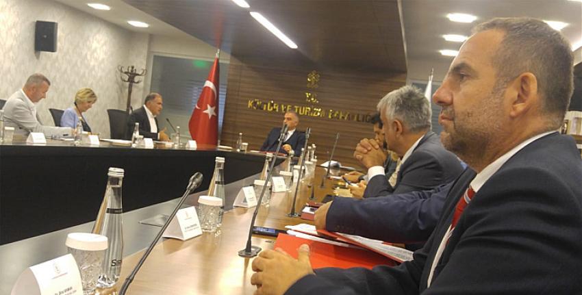 ATİD Başkanı Birol Akman: ''Turizmde Ankara olmadan olmaz''