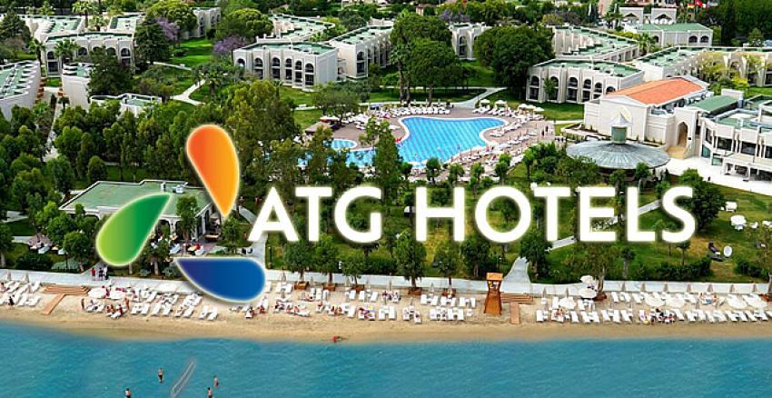 Anex Grubu şirketi ATG Hotels Didim'deki 3 oteli kiraladı